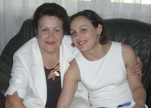Cu fiica Beatriz
