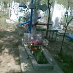 Mormintul mamei Agafia