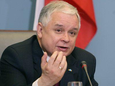 Presedintele Poloniei