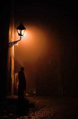 Singur in noapte