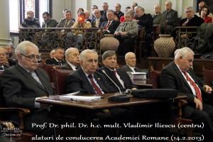 Profesorul-Univ-Dr-Vladimir-Iliescu-in-plenul-Academiei-Romane-14.02.2013