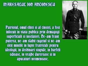 Intelepciunea lui Antonescu