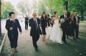 La nunta fiicei Beatriz