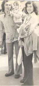 La prima manifestare sovietica in brate cu Beatriz